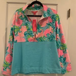 Lilly Pulitzer Noralie Popover Large NWT